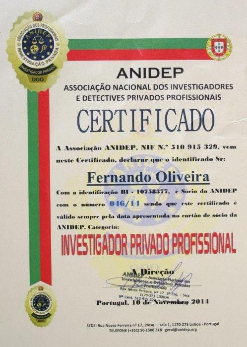 ANIDEP-Certificado